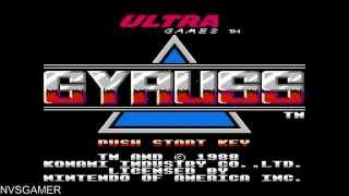 Gyruss - NES Longplay