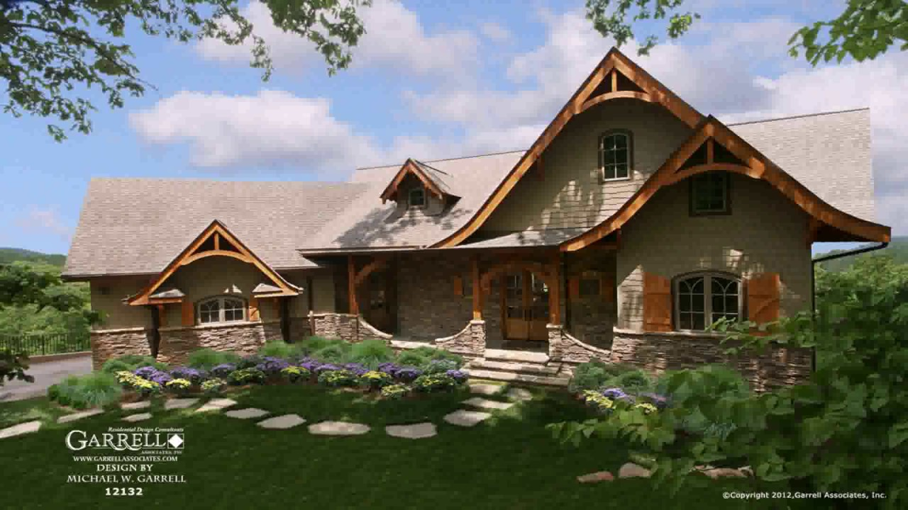 House Plans Cottage Style Homes - YouTube