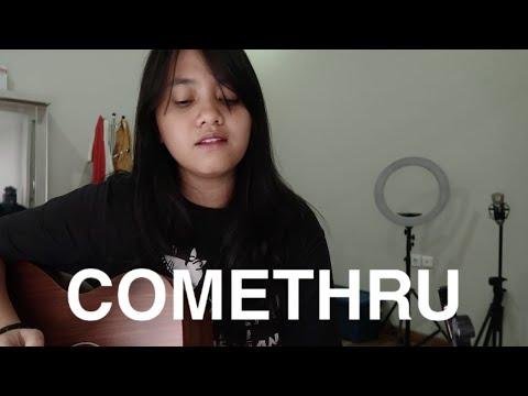 Comethru - Jeremy Zucker (Cover) By Hanin Dhiya