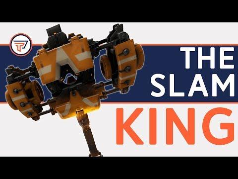 WF: HUGE SLAM King? -Arca Titron Build