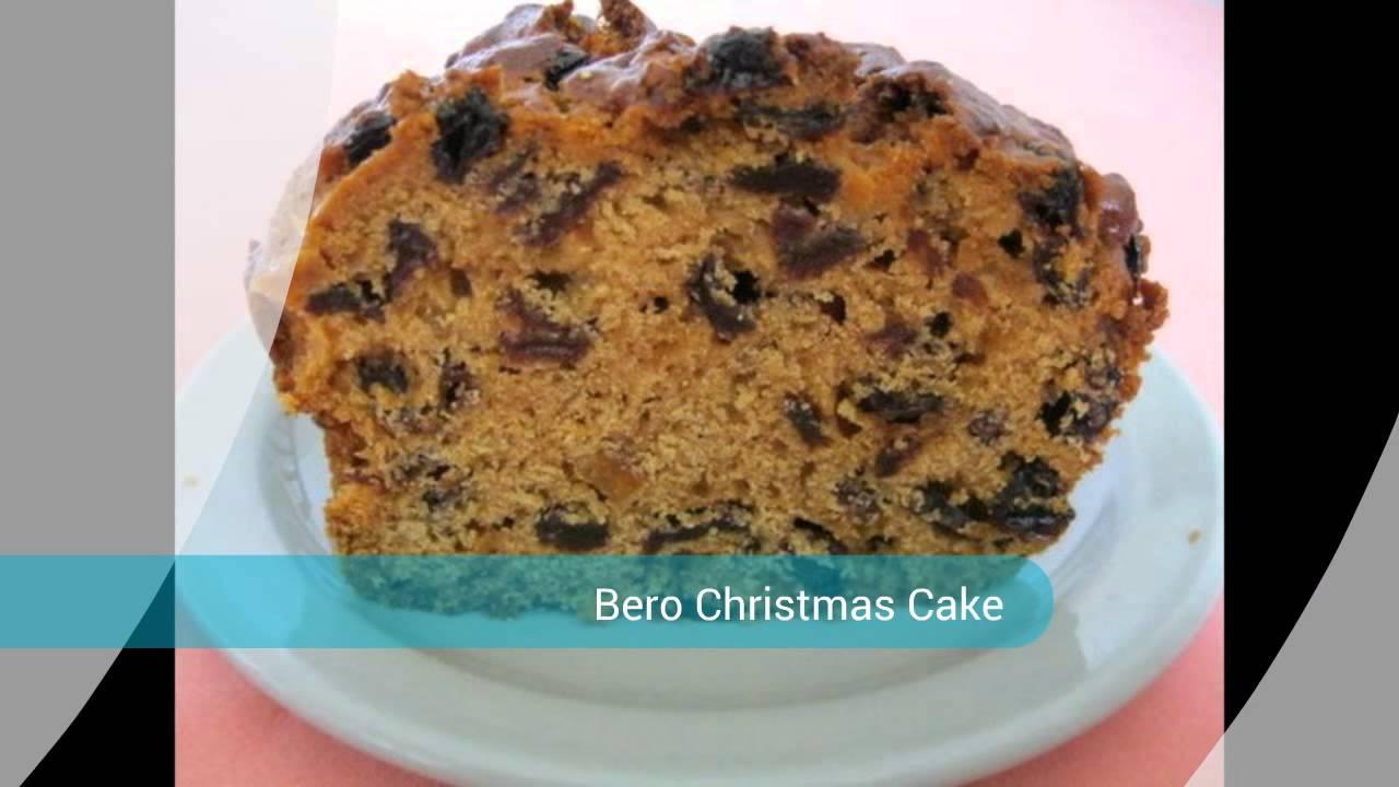 Be Ro Christmas Cake Recipe