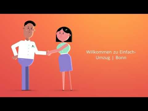 Einfach Umzugshelfer im Bonn | 0221 – 98 88 62 58