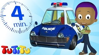 TuTiTu Specials | Police Car | Toys and Songs for Children