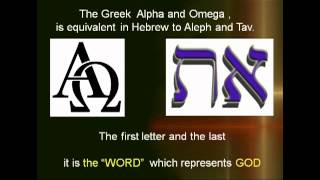 Secret Menorah Structure in the Hebrew Language 02