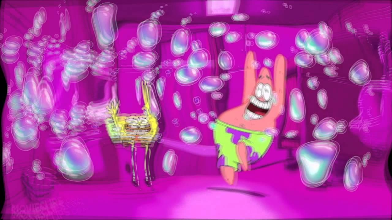Wallpaper Full Hd 1080p 3d Spongebob Lsd Trip Youtube