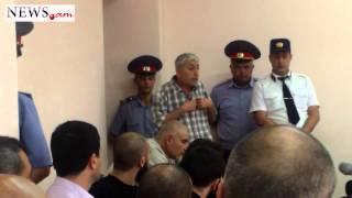 Shant Harutyunyan is talking about meeting between Serzh Sargsyan and Ilham Aliev