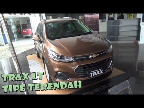 Review Chevrolet Trax LT Turbo Facelift Tahun 2017
