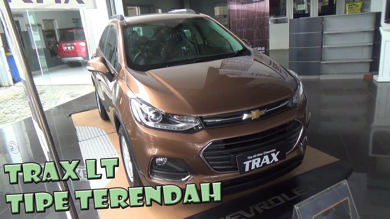 Review Chevrolet Trax Lt Turbo Facelift Tahun 2017 Youtube