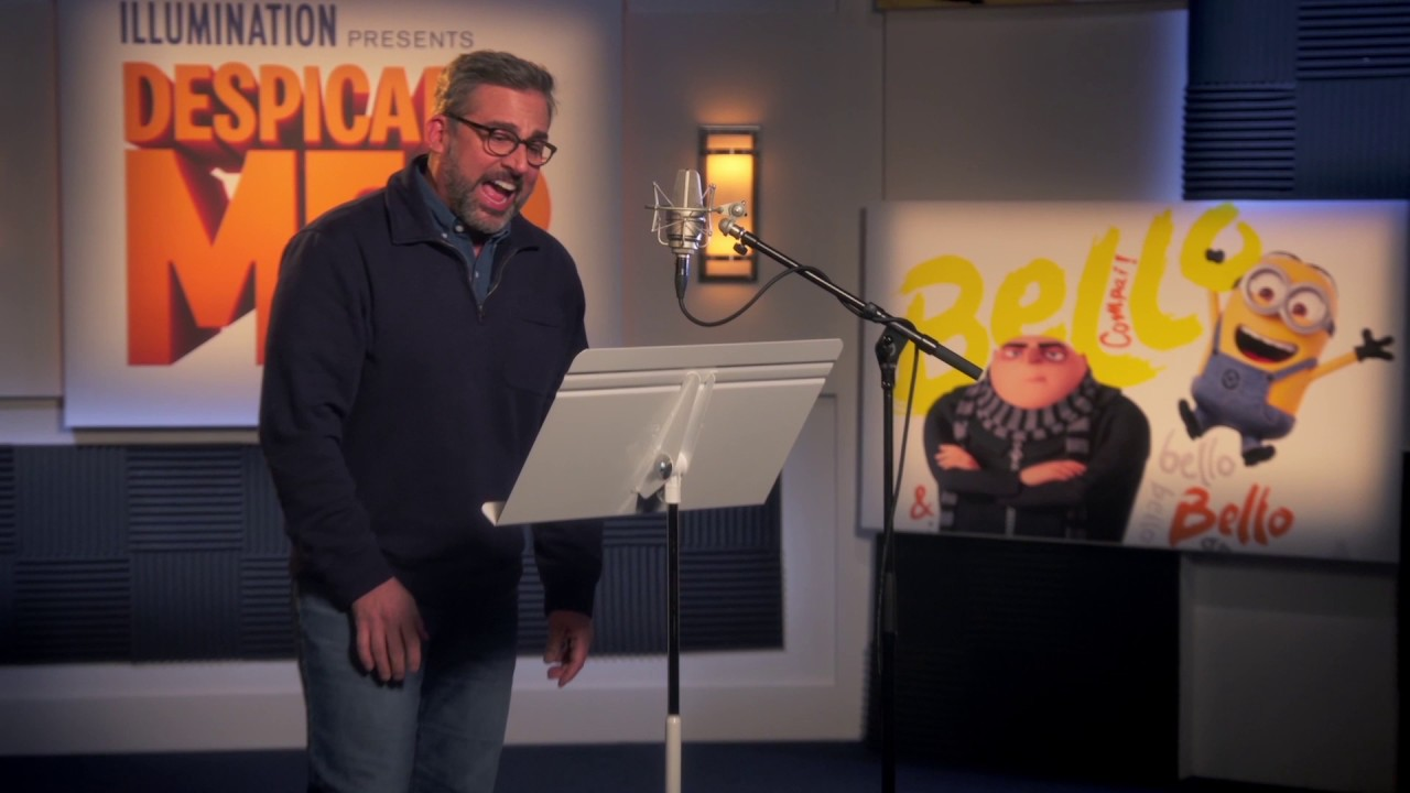5a0b8ddec61 Despicable Me 3 - Steve Carell reflects on Gru (Universal Pictures ...