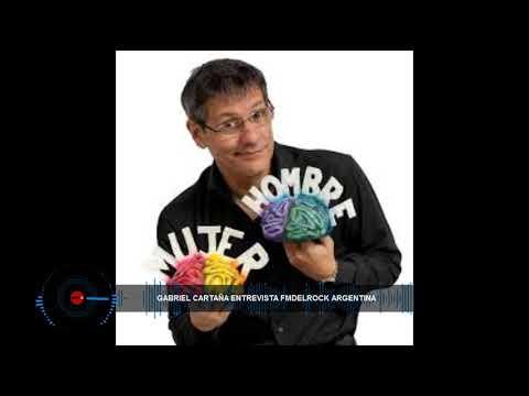 GABRIEL CARTAÑA ENTREVISTA FMDELROCK  ARGENTINA