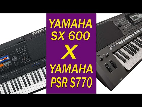 YAMAHA SX700 X