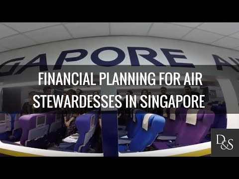 Career Advice: Financial Planning For Air Stewardesses In Singapore