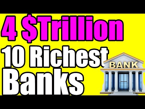 Richest Banks in The World 2020
