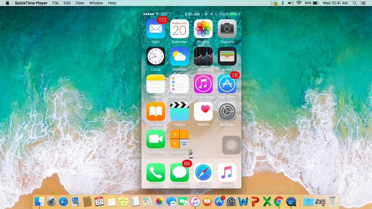 Screenvideo Iphone