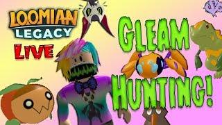 🔴 Gleam Hunting! // Loomian Legacy // VIP Server // (Roblox) (2019) {RoadTo1500}