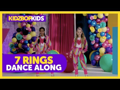 KIDZ BOP Kids - 7 Rings (Dance Along) [KIDZ BOP Fridays]