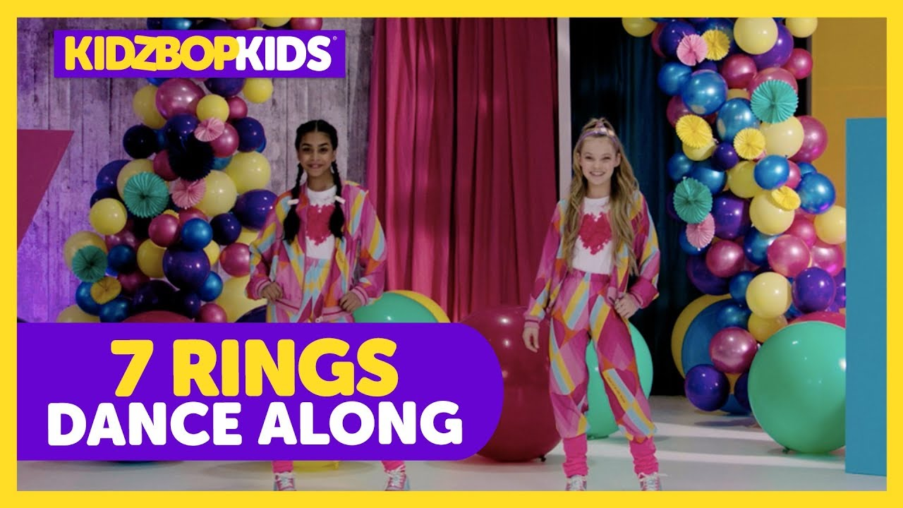afad31131 KIDZ BOP Kids - 7 Rings (Dance Along) [KIDZ BOP Fridays] - YouTube