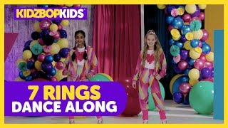 KIDZ BOP Kids UK - 7 Rings (Dance Along) [KIDZ BOP Fridays]