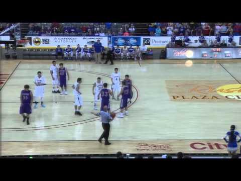 Mustangs Boys Basketball vs Winner 2016