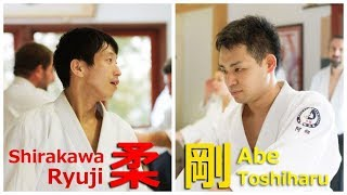 AIKIDO Soft Vs Hard - Throw each other / Shirakawa Ryuji shihan