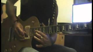 Yu yu hakusho sad guitar melody