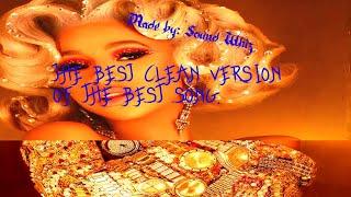Cardi B Money- Best Clean Version [ Kid Clean Version] (Edited)