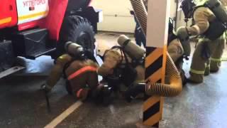 видео Реферат : Аварийно-спасательные работы в условиях тушения пожаров