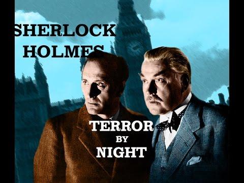 SHERLOCK HOLMES: Terror by Night | FULL public domain movie