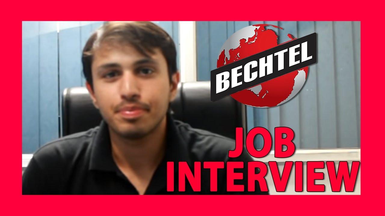 bechtel interview