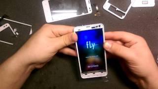 Fly IQ 4416 (Замена тачскрина)