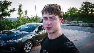 I Love Technology - 2015 Ford Fusion Energi Titanium - DJI Inspire 1