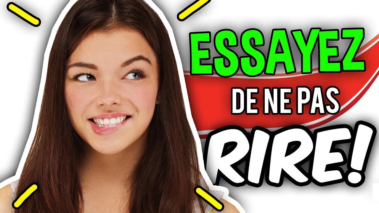Download ESSAYEZ DE NE PAS RIRE 7! - Vidéo Drole (le Vendredi des Vrais!)