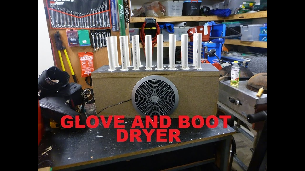 Boot and Glove Dryer ~ Get Your Snow Gear Dry Like A Boss HD