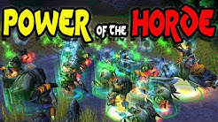 The Power of the Horde!