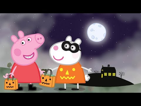 Peppa Pig Official Channel  🎃Trick or Treat?    Halloween Special 🎃