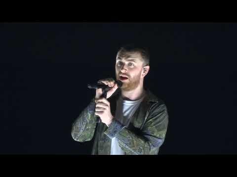 Sam Smith - Say It First (live, Vienna, 08.05.2018)