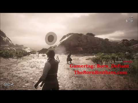 How to Duel Competitively In Red Dead Online