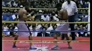 Manny Pacquiao vs Chokchai Chockvivat