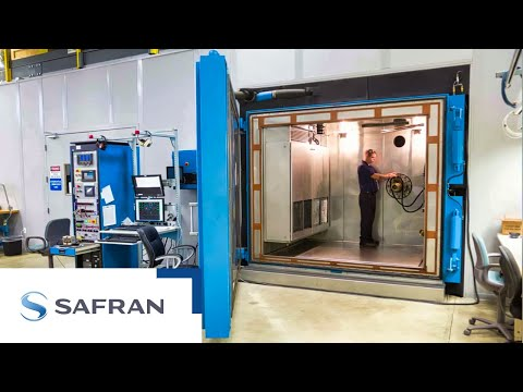 Focus on Twinsburg  : discover our facilities | Safran Electrical & Power