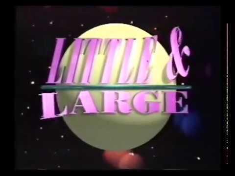 Little & Large BBC1  1991