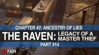 The Raven: Chapter 2: Ancestry of Lies - Part #4 (Walkthrough)