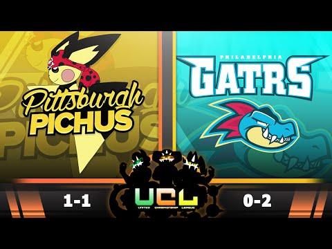 Pittsburgh Pichus VS Philadelphia Feraligatrs [UCL S2 W3] Pokemon OR/AS LIVE WiFi Battle
