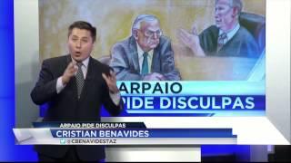 Noticiero Telemundo Arizona 10pm #1 Abril 2015