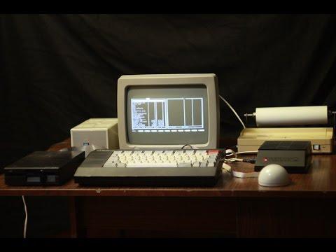 Компьютер Электроника БК-0010 (1986)