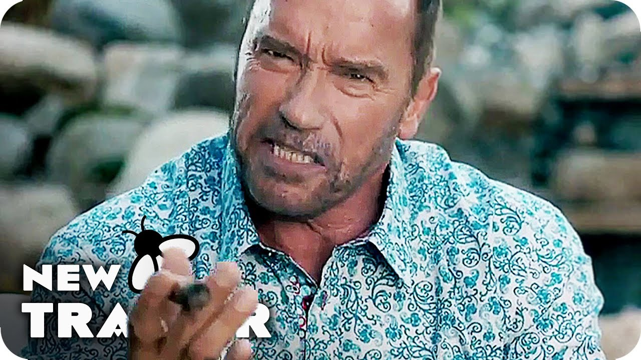KILLING GUNTHER Trailer (2017) Arnold Schwarzenegger Movie ...