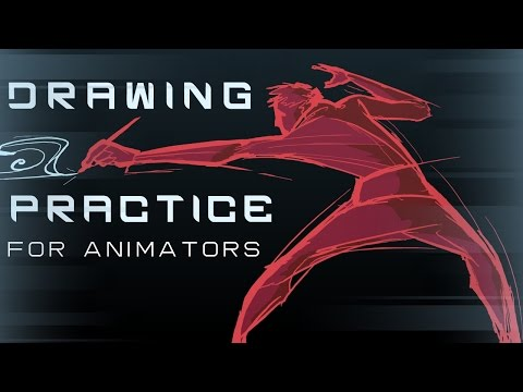 How To Practice Drawing - For Animation