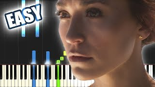Download Rescue - Lauren Daigle | EASY PIANO TUTORIAL by Betacustic Mp3 and Videos