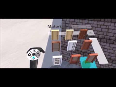 Room Designer VR