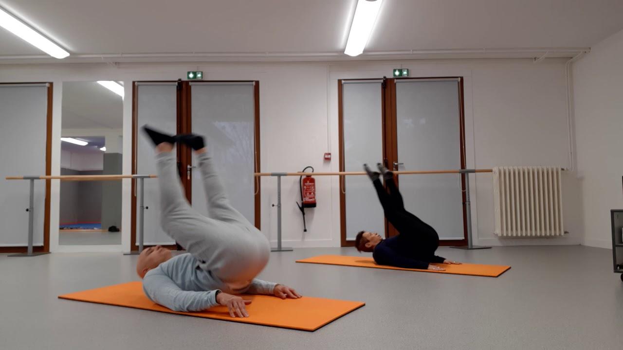 Duo sportif : Pilates débutants