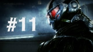 Crysis 3 Gameplay Walkthrough Part 11 - Archangel - Mission 5